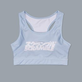 Scramble Verano Sports Bra - Blue